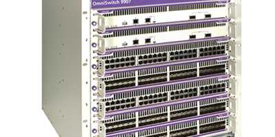 Jual Alcatel-Lucent OmniSwitch 9900