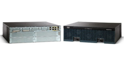 Jual Cisco 3900 Series Integrated Services Routers
