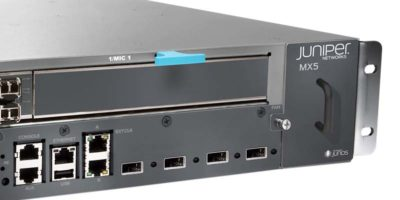 Jual Juniper MX5 3D Universal Edge Router