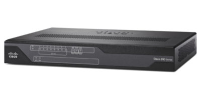 Jual Cisco 890 Integrated Services Routers