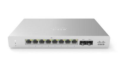 Jual Cisco Meraki MS120-8 Compact Switch