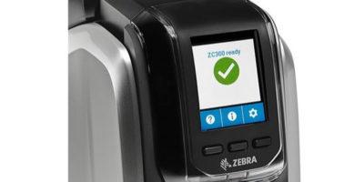 Jual Zebra ZC300 Card Printer