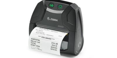 Jual Zebra ZQ310 Mobile Label Printer