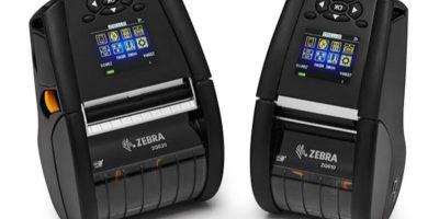 Jual Zebra ZQ610 Mobile Printer