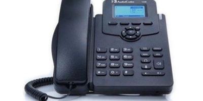 Jual AudioCodes 405HD IP Phone