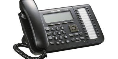 Jual Panasonic KX-UT136 IP Phone