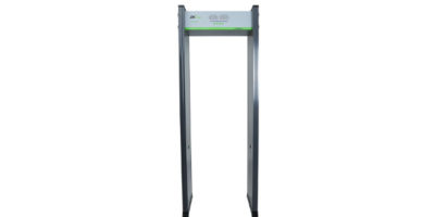 Jual ZKTeco ZK-D1010S Walk Through Metal Detector