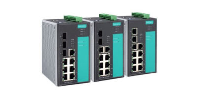 Jual Moxa EDS-510A Industrial Switch