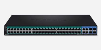 Jual Trendnet TPE-5240WS Gigabit Web Smart Switch