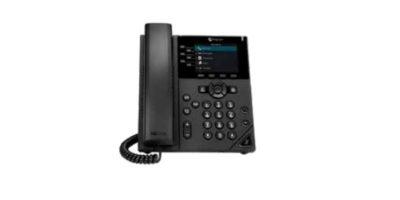 Jual Polycom VVX 350 IP Desk Phone