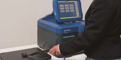 Jual Smiths Detection IONSCAN 500DT Explosives and Narcotics Trace Detection