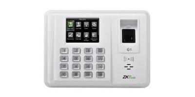 Jual ZKTeco G1 Fingerprint Time Attendance