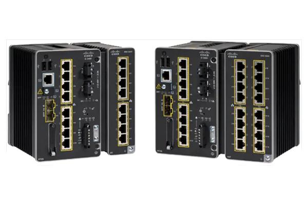 Jual Cisco Catalyst IE-3400